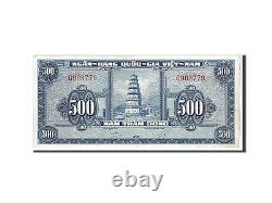 #110869 South Viet Nam, 500 Dng, 1955, KM #10a, UNC(60-62), G903779