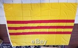 1969 SOUTH VIETNAM FLAG Annin & Co DSA contract number Defense Supply Agency