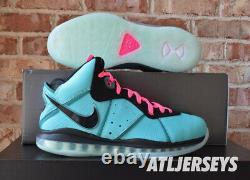 2021 Nike Lebron 8 VIII QS South Beach Retro Pink CZ0328-400