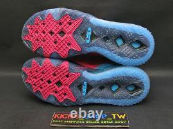 2021 Nike Lebron XVIII Low Ep 18 James Fireberry Black South Beach Cv7564-600