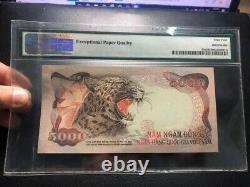5000 & 10000 South Viet Nam Banknote 1975 Original Vintage Very Rare LDP Shop