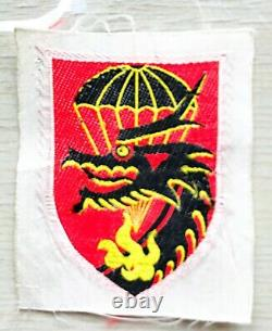 ARVN South vietnam technical directorate special forces patch
