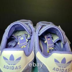 Adidas Campus 80s South Park Towelie GZ9177 Chalk purple 2021