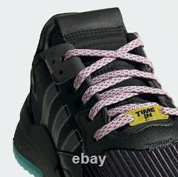 Adidas Nite Jogger Ninja Boost Q47198 Sneakers Shoes South Beach Miami MSRP $150