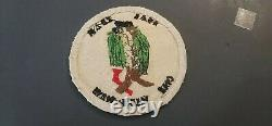 Arvn South Vietnam Us Navy Seal 1 Hand Made Large Patch 100% Original