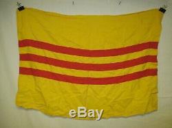 Flag1213 Vietnam South Vietnamese RVN National Flag W11E