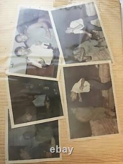 Memory Of South Vietnam War Vintage Photo Album WithGenuine Photos MUST SEE 2 Of 2