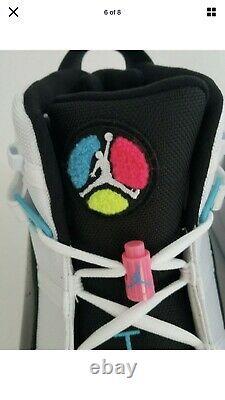 Men's Nike Air Jordan 6 Rings South Beach Basketball Shoes CK0017-100 Sz 12 New
