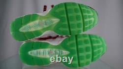 NEW Nike Air Max 95 Miami Vice Size 10 330795 011 Black White South Beach