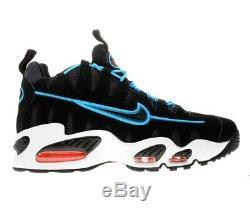 NEW Nike Air Max NM Nomo Black South Beach Ken Griffey 429749-017 Size 10.5