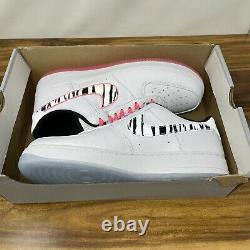 New Nike Air Force 1 One Low South Korea Men Size 12 White Tiger CW3919-100