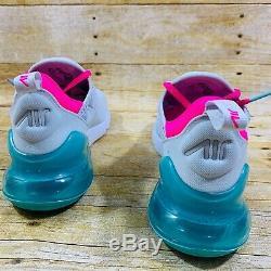 New Nike Air Max 270 Sz 6,6.5,7.5'South Beach' Women's Running Shoes AH6789-065