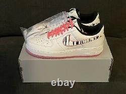 Nike Air Force 1 Low South Korea (US SIze 9) CW3919-100 Brand New