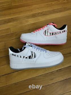 Nike Air Force 1 Low'South Korea' White Tiger Men's Sizes 9.5 10.5 CW3919-100