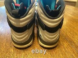 Nike Air Jordan 8 Retro South Beach 2018 Size 12 305381-113