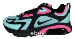 Nike Air Max 200 South Beach Turquoise Pink CU4900 300 Size 9