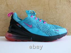 Nike Air Max 270 South Beach Mens Size 9 BV6078-400