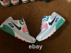 Nike Air Max 90 Essential Watermelon / South Beach Size 13 Mens Running Shoes