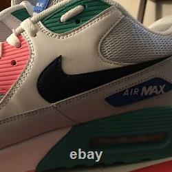 Nike Air Max 90 Essential Watermelon / South Beach Size 14, AJ1285-100 Brand New