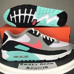 Nike Air Max 90 G Hot Punch South Beach Golf Cleat Shoes Men's 12 CU9978-133