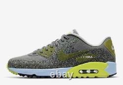 Nike Air Max 90 G NRG Golf Spikeless South Beach Dust Cyber Sz M 13 CZ0196-124