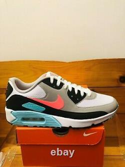 Nike Air Max 90 G South Beach Golf Shoe Men's Sz (8-12) CU9978-133 NEW