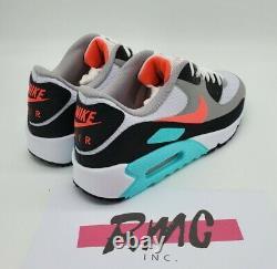 Nike Air Max 90 G South Beach Vice Hot Punch White Golf Shoes CU9978-133 Sz 9.5