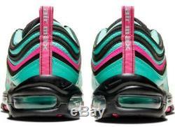 Nike Air Max 97 Alternate South Beach CU4877-300 Running Shoes Size 9.5 Mens