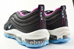 Nike Air Max 97 Premium Mens Size 8.5 Shoes BV1256 001 Miami Vice South Beach