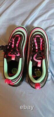 Nike Air Max 97'South Beach Alternate' Men's Running Shoe CU4877-300 Size 9.5