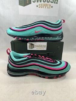 Nike Air Max 97 South Beach Athletic Running Sneaker CU4877-300 Size 12.5
