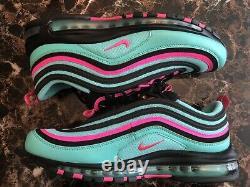 Nike Air Max 97 South Beach Hyper Turquoise Mens Size 11