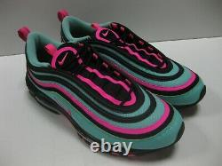 Nike Air Max 97'South Beach' Men's Running Shoe Size 12 PRE-OWNED WITH BOX