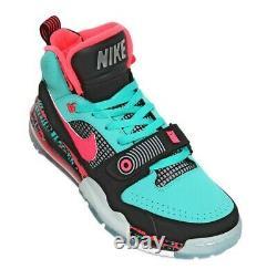 Nike Air Max Bo Jax Prm South Beach Size 11 654479300 Hyper Jade / Magenta Black