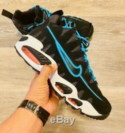 Nike Air Max NM Nomo Black Teal Pink South Beach Griffey 429749-017 Men's 10.5