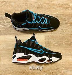 Nike Air Max NM Nomo Black Teal Pink South Beach Griffey 429749-017 Men's Size 9