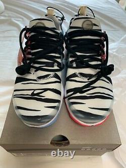 Nike Air Presto Red Orbit South Korea US 79 Authentic Sneakers CJ1229-100 Shoes