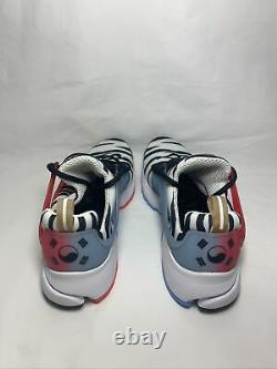 Nike Air Presto South Korea Men's Size Large (11-13) WHT/MTLLC GOLD CJ1229 100