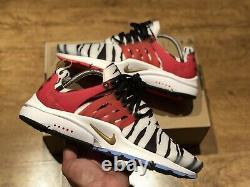 Nike Air Presto South Korea Trainers Size L Uk10-12 Eur45-47.5 Cj1229 100 New