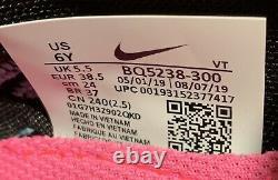 Nike Air VaporMax Flyknit 3 South Beach Shoe BQ5238-300 Size 6Y/Womens Size 7.5