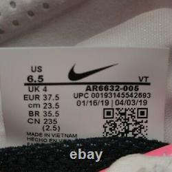 Nike Air Vapormax 2019 South Beach Platinum Shoes Women's Size 6.5 (AR6632-005)