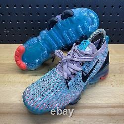 Nike Air Vapormax Flyknit 3 South Beach AJ6910-500 Women's Size 6 (B-Grade)