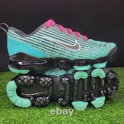 Nike Air Vapormax Flyknit 3 South Beach Women's 7.5 / Men's 6 BQ5238-300 6Y GS