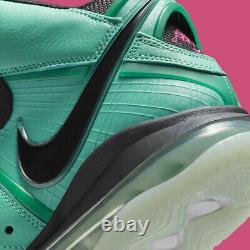 Nike LeBron 8 South Beach Men Size 7 Free Shpping