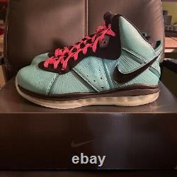 Nike Lebron 8 South Beach 2021 (Size 11M)