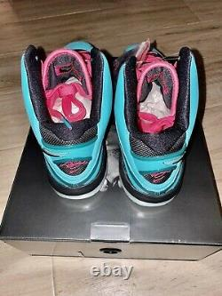 Nike Lebron 8 VIII South Beach 2021 CZ0328-400 Size 12 Deadstock (In Hand)