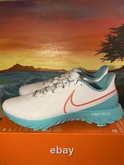 Nike React Infinity Pro Golf South Beach CT6620-177 Mens Size 13