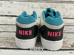 Nike SB Air Force 2 Low Nebula Blue White South Beach AO0300-101 Size 11