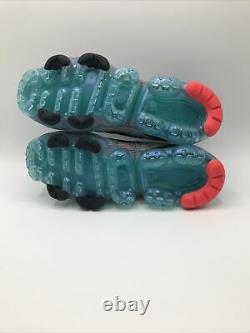 Nike W Air Vapormax Flyknit 3 South Beach Size 9 Plum Chalk/black AJ6910 500