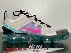 Nike WMNS Air Vapormax 2019 South Beach AR6632-005 Women Size 11 Running Shoes